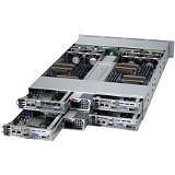 Supermicro AS-2022TG-H6RF 2U Barebone - AMD SR5690 Chipset - 4 Nodes - Socket G34 LGA-1944 - 2x CPU