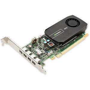 PNY VCNVS510DP-PB Quadro NVS 510 Graphic Card - 2 GB DDR3 SDRAM - PCI Express 2.0 x16 - Low-profile