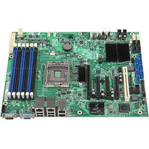 Intel DBS1400FP4 S1400FP4 Server Motherboard - Chipset - Socket B2 LGA-1356 - 5 Pack