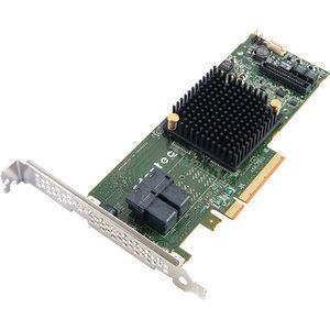 Adaptec 2274200-R RAID 7805 KIT; SUPPORTS RAID 0, 1, 1E, 5, 6, 10, 50, 60; MD2-LOW PROFIL