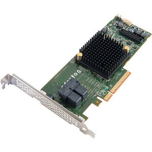 Adaptec 2274100-R RAID 7805 SGL; SUPPORTS RAID 0, 1, 1E, 5, 6, 10, 50, 60; MD2-LOW PROFIL