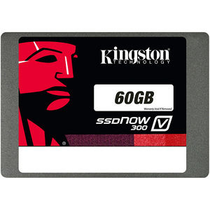 "Kingston SV300S37A/60G SSDNow V300 60 GB 2.5"" Internal Solid State Drive - SATA"