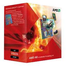 AMD AD3820OJGXBOX A8-3820 Quad-core (4 Core) 2.80 GHz Processor - Socket FM1 Retail Pack