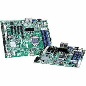 Intel BBS1200BTLR S1200BTLR Server Motherboard - Chipset - Socket H2 LGA-1155 - 10 x OEM Pack