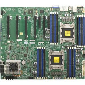 Supermicro MBD-X9DRG-QF X9DRG-QF Server Motherboard - Intel Chipset - Socket R LGA-2011
