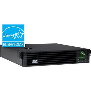 Tripp Lite SMART3000RM2UN UPS Smart 3000VA 2250W Rackmount AVR 120V SNMPWEBCARD USB DB9 2URM