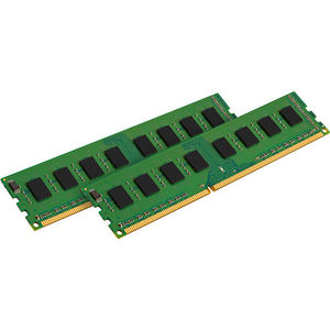 Kingston KVR13N9S8HK2/8 Value-Ram 8GB DDR3 SDRAM Memory Module