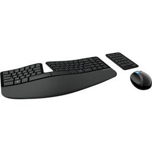Microsoft L5V-00001 Sculpt Ergonomic Desktop Keyboard & Mouse