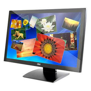 "3M 98-0003-3786-9 M2467PW 24"" LCD Touchscreen Monitor - 16:9 - 16 ms"