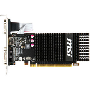 MSI R6450-2GD3H/LP Radeon HD 6450 Graphic Card - 625 MHz Core - 2 GB DDR3 SDRAM - PCIE 2.0 x16 - LP