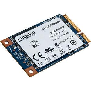 Kingston SMS200S3/60G SSDNow mS200 60 GB Internal Solid State Drive - mini-SATA