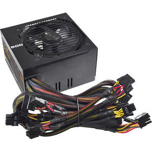 EVGA 100-B1-0500-KR 500B Bronze Power Supply