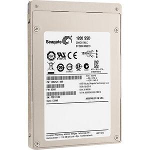 "Seagate ST200FM0073 1200 200 GB 2.5"" Internal Solid State Drive"