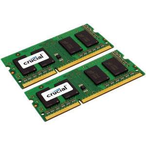 Crucial CT2K4G3S160BM 8GB (2 x 4 GB) DDR3 SDRAM Memory Module
