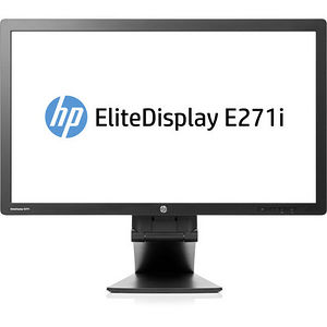 "HP D7Z72A8#ABA Business E271i 27"" LED LCD Monitor - 16:9 - 7 ms"