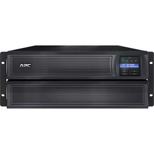 APC SMX3000LVNC Smart-UPS X 3000VA 2700W Rack/Tower LCD 100-127V with Network Card