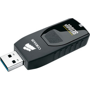 Corsair CMFSL3B-64GB Flash Voyager Slider USB 3.0 64GB USB Drive