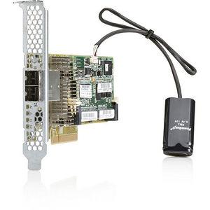 HP 698529-B21 Smart Array P430/2GB FBWC 6Gb 1-port Int SAS Controller
