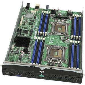 Intel HNS2600JFF 1U Rackmount Barebone - C602-J Chipset - Socket R LGA-2011 - 2 x CPU Support