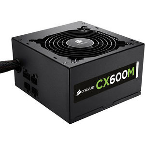 Corsair CP-9020060-NA CX600M 600W Power Supply