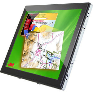 """3M 98000340962 C1510PS 15"""" CCFL LCD Touchscreen Monitor - 4:3 - 8 ms"""