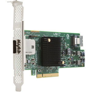 HP E0X20AA LSI 9217-4i4e 8-port SAS 6Gb/s RAID Card