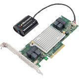Adaptec 2281600-R Series 8Q with maxCache Plus SAS Controller - 16 Total SAS Port(s)