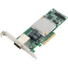 Adaptec 2277100-R Series 8Q with maxCache Plus SAS Controller - 16 Total SAS Port(s)