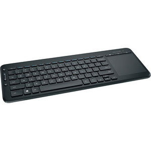 Microsoft N9Z-00001 All-in-One Media USB Keyboard
