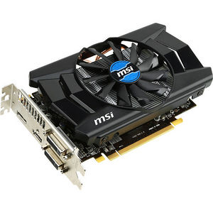 MSI R7 260X 2GD5 OC Radeon R7 260X Graphic Card - 1.18 GHz Core - 2 GB GDDR5
