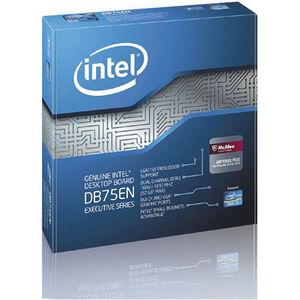Intel BOXDB75EN Executive DB75EN Desktop Motherboard - B75 Express Chipset - Socket H2 LGA-1155