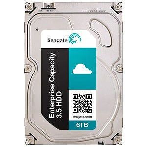 "Seagate ST4000NM0044 4 TB 3.5"" Internal Hard Drive - SATA"
