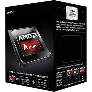 AMD AD770KXBJABOX A10-7700K Quad-core (4 Core) 3.40 GHz Processor - Socket FM2+