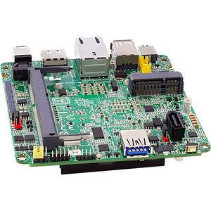 Intel BLKDE3815TYBE Desktop Motherboard - Chipset - Atom E3815 Single-core 1.46 GHz - 1 Pack