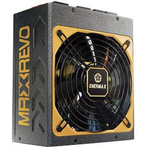 Enermax EMR1500EWT MAXREVO ATX12V & EPS12V 1500W Power Supply