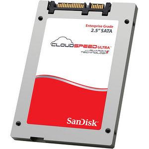 "SanDisk SDLFODAM-200G-1HA1 CloudSpeed Ultra 200 GB 2.5"" Internal Solid State Drive - SATA"