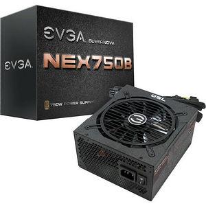 EVGA 110-B1-0750-VR SuperNOVA B1 750W 80Plus Bronze Power Supply Unit