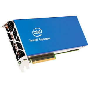 Intel SC7120A Xeon Phi 7120A Henhexaconta-core (61 Core) 1.23 GHz Coprocessor - PCI Express x16