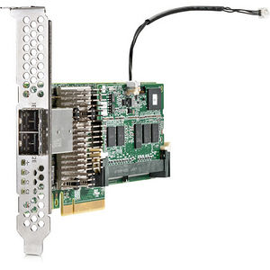 HP 726825-B21 Smart Array P441/4GB FBWC 12Gb 2-ports Ext SAS Controller