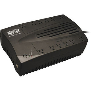 Tripp Lite AVR750UTAA UPS 750VA 450W Desktop Battery Back Up AVR Compact 120V USB RJ11 TAA