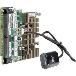 HP 698535-B21 Smart Array P731m/2GB FBWC 6Gb 4-ports Ext Mezzanine SAS Controller