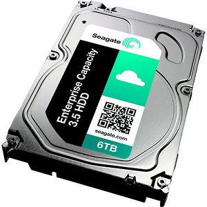 "Seagate ST2000NM0074 2 TB 3.5"" Internal Hard Drive - SAS"