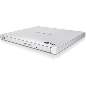 LG GP65NW60 DVD-Writer - Retail Pack - White