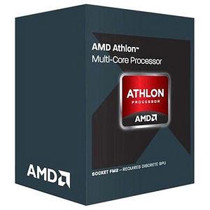 AMD AD860KXBJABOX Athlon II X4 860K Quad-core (4 Core) 3.70 GHz Processor - Socket FM2+ Retail Pack