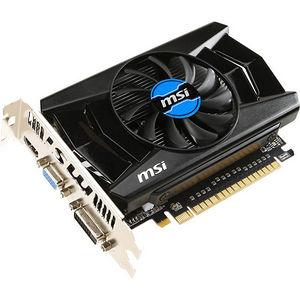 MSI N740-1GD5 GeForce GT 740 Graphic Card - 1.01 GHz Core - 1 GB GDDR5
