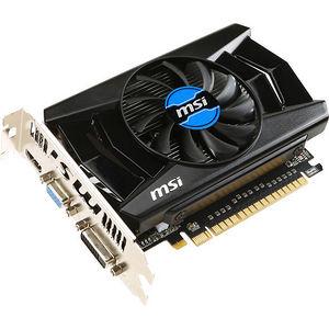 MSI N750-2GD5/OC GeForce GTX 750 Graphic Card - 1.06 GHz Core - 2 GB GDDR5