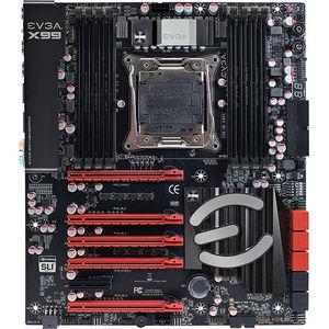 EVGA 150-HE-E997-KR X99 FTW Desktop Motherboard - Intel Chipset - Socket LGA 2011-v3
