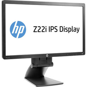 "HP D7Q14A8#ABA Business Z22i 21.5"" LED LCD Monitor - 16:9 - 8 ms"