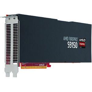 AMD 100-505884 FirePro S9150 - 16 GB GDDR5 - PCIe 3.0 - Full-length/Full-height - Dual Slot