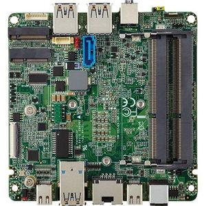 Intel BLKNUC5I3MYBE Desktop Motherboard - Socket BGA-1168 - Core i3 i3-5010U Dual-core 2.10 GHz